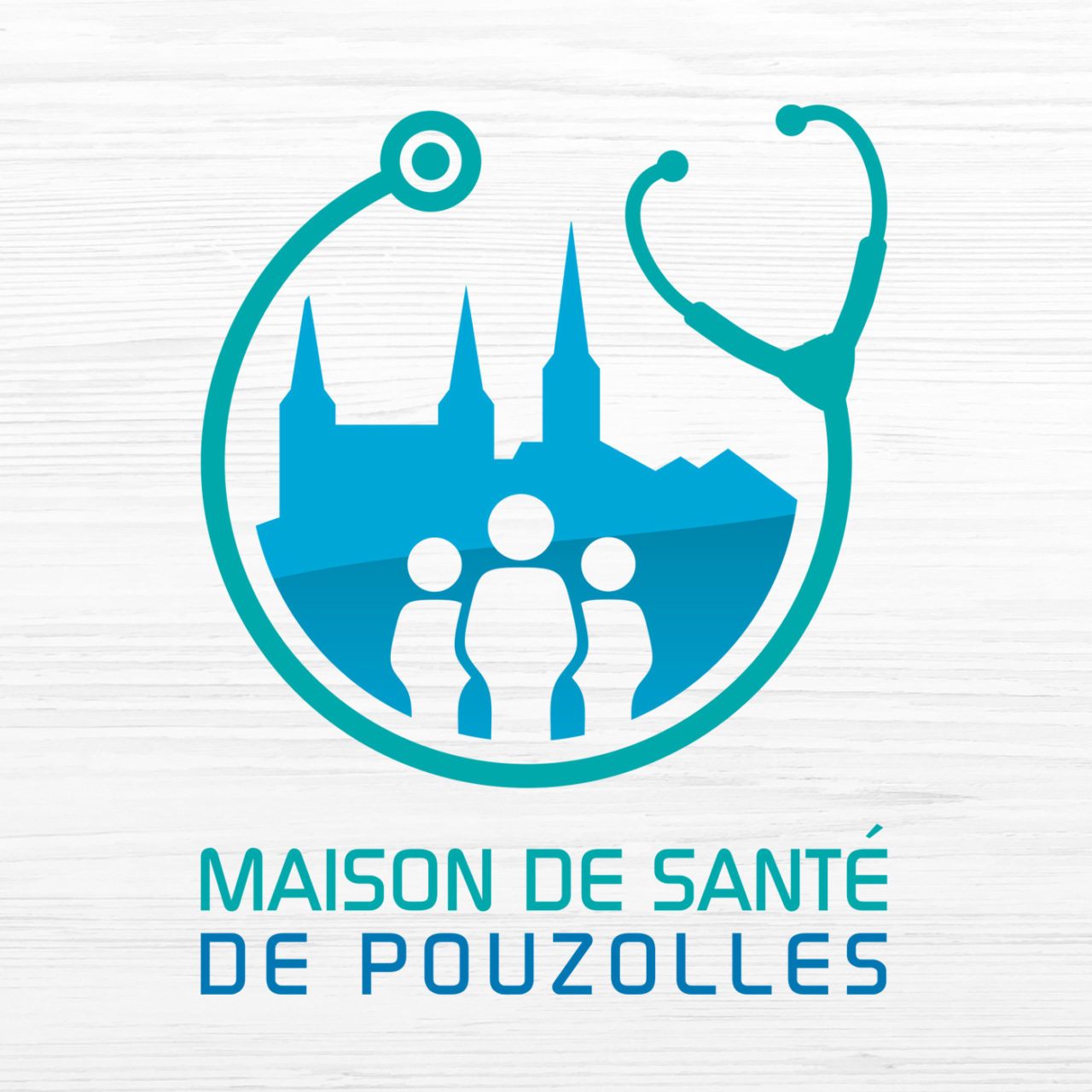 Logo maison sante Pouzolles 34