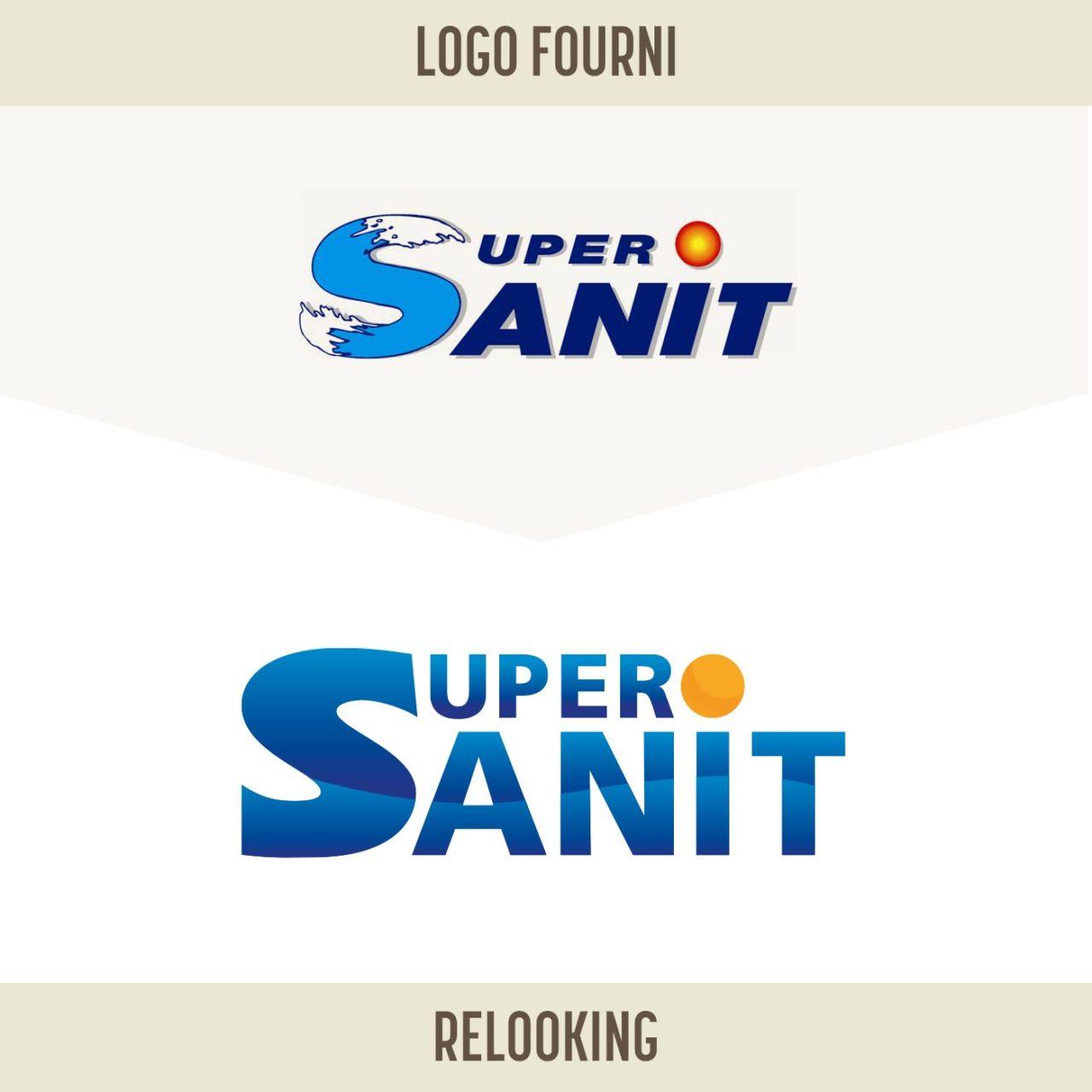 Relooking logo